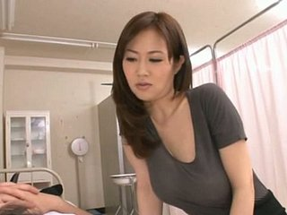Busty Asian Sayuki Kanno Fucking A Gumshoe in Her Surprising Special